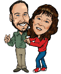 Creative Printing of Bay County, Panama City, Florida - Owners - Steve and Sheila Ruff