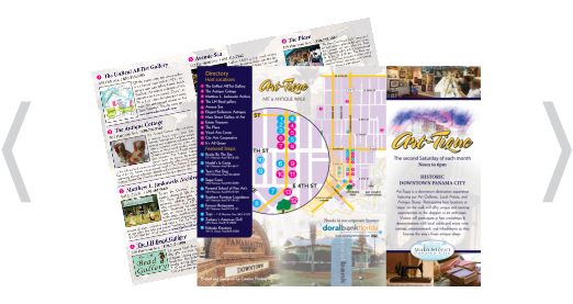 Creative Printing of Bay County, Panama City, Florida - Graphic Design - Graphic Artist