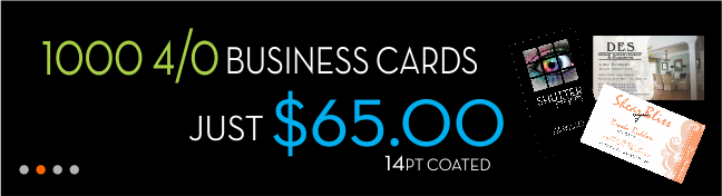Business Card Printing - Panama City, Florida