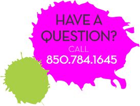 Creative Printing of Bay County, Panama City, Florida - Questions about our Print Shop Services - Call 850.784.1645
