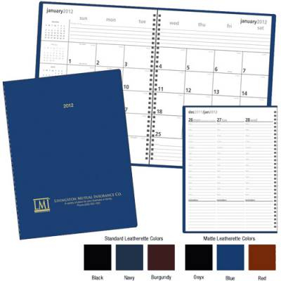 Custom Printed Pocket Planners - Promotional Items - Creative Printing of Bay County - Panama City, Florida