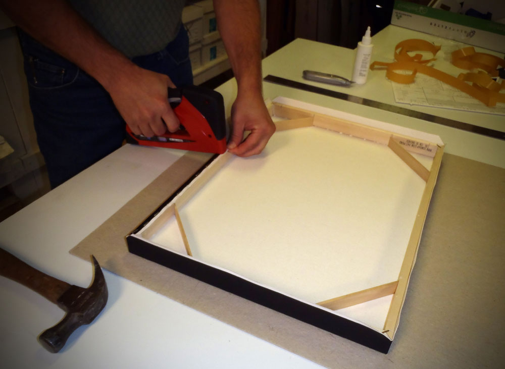 Our Process Of Printing And Mounting Archival Quality