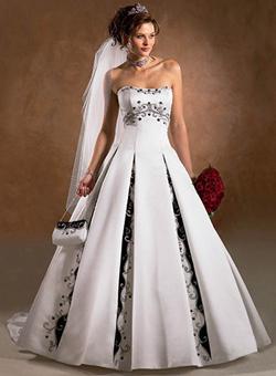 Creative Printing Of Bay County Panama City Florida Colorful Wedding Dress
