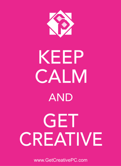 Keep Calm and Get Creative - Panama City, FL