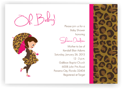 Baby Shower Invitations With Owl Theme for good invitations layout