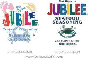 Bad Byron's Jubilee - Update Logo Design - Graphic Design -Creative Printing - Panama City, Florida