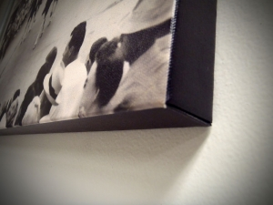 Archive Quality Canvas Printing - Mounted/Stretched Canvas Edges/Corners - Creative Printing - Panama City, Florida