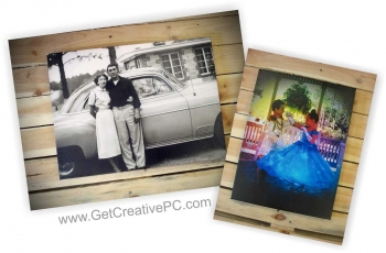 Custom Canvas Prints - Holiday Gift Ideas - Creative Printing - Panama City, Florida