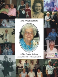 Custom Printed Posters - Lillian Halstead Memorial - Creative Printing - Panama City, Florida