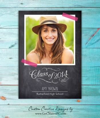 Graduation Announcements - Invitations - Creative Printing - Panama City, Florida