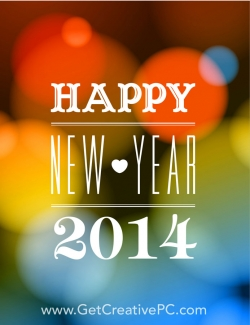 Happy New Year - Creative Printing - Panama City, Florida