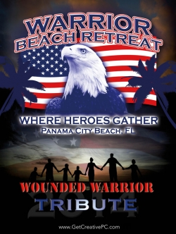Warrior Beach Retreat - Wounded Warrior Tribute - Spring 2014 - Panama City Beach, Florida